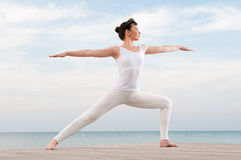 Balance and fitness Stock Photography
