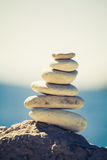Balance inspiration wellness concept Stock Photo