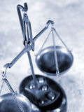 The Balance of Justice Stock Photography