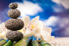 Balance, magical ambient atmosphere theme Royalty Free Stock Images