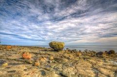 Balance Rock Royalty Free Stock Photos