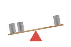 Balance Scales Stock Image