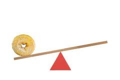 Balance Scales Stock Photo