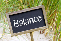 Free Balance Sign Stock Photo - 36665530