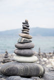 Balance of Stone Royalty Free Stock Image