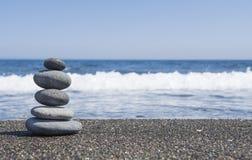 Balance stones Stock Images