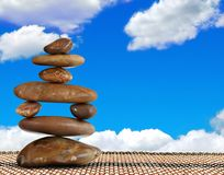 Balance stones Royalty Free Stock Photo