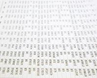 balance text för arket för pennan för ballpointdjupslutet fältet fokuserad liten Royaltyfria Foton