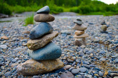 Balance your life Stock Photo