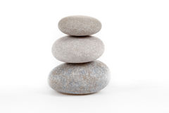 Balance zen stones Stock Photo