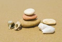 Balance, zen stones Royalty Free Stock Image