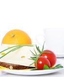 Balanced breakfast Stock Photos