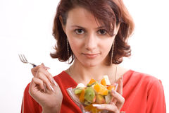 Balanced diet 8 Royalty Free Stock Photos