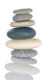 Balanced Granite Rocks Royalty Free Stock Photography