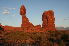 Balanced Rock Royalty Free Stock Images