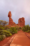 Balanced Rock Stock Images