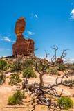 Balanced Rock Royalty Free Stock Image