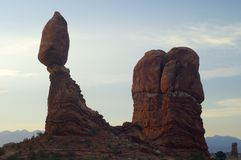 Balanced Rock Royalty Free Stock Photography