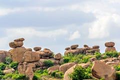 Balanced Rocks Stock Photos