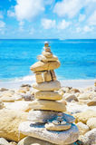 Balanced rocks Stock Image
