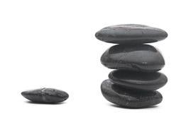 Balanced stack of stones Stock Photos