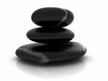 Balanced Stone Pile Royalty Free Stock Image