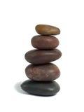 Balanced stones Royalty Free Stock Photo