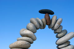 Free Balanced Stones Royalty Free Stock Image - 1154946