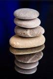 Balanced stones Royalty Free Stock Image