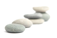 Balanced stones Stock Photography