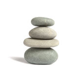 Balanced stones Royalty Free Stock Image