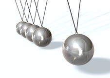 Balanceo de la bola Fotografía de archivo libre de regalías