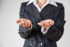 Balancierende Arbeit und Privatleben der Frau Lizenzfreie Stockfotos