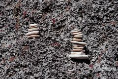 Balancierende Felsen Lizenzfreies Stockbild