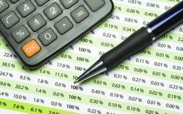 Balancing the Accounts Royalty Free Stock Image