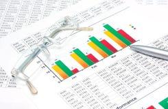 Balancing the Accounts Royalty Free Stock Photography