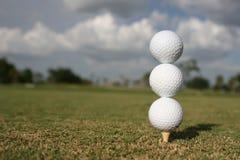 Balancing balls! Stock Photos