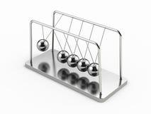 Balancing balls Stock Photos