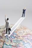 Balancing business Stock Photography