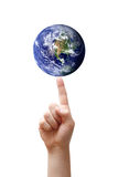 Balancing Earth Stock Photos