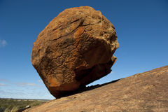 Balancing Rock Royalty Free Stock Photo