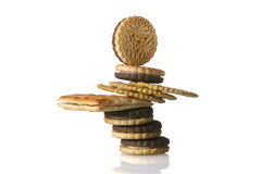 Balancing Snack-2 Royalty Free Stock Images