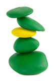 Balancing stones Stock Photos