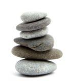 Balancing stones Stock Image