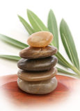 Balancing stones Royalty Free Stock Image