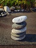 Balancing stones Royalty Free Stock Photography