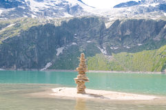 Balancing stones Stock Photos