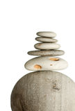 Balancing stones Stock Photography
