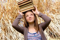 Balancing Studies stock photo