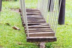 Balancing walk equipment Stock Photos